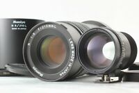 【 N MINT w/ FINDER 】 Mamiya N 210mm f/8 L Lens For Mamiya 7 7II from JAPAN #1876