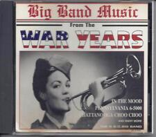 Big Band Music From The War Years by BBC Big Band (CD, Jul-1994, Madacy)