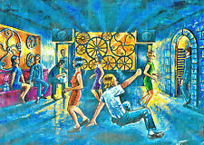 Northern Soul; Northern Soul Art; Neil Thompson; The Wheel; The Twisted Wheel