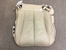 2005 infiniti q45 Bottom Driver Seat Cushion Tan Used