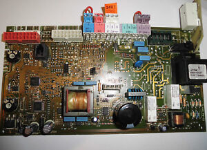 Vaillant Leiterplatte Reparatur Service für VC DE 126/3-5  VC 196/3-5 VC 246/