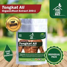 Tongkat Root Extract 200:1  Muscle, Strength Increase and Libido Booster
