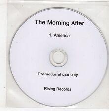 (GX742) The Morning After, America - DJ CD