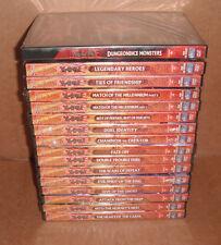 Yu-Gi-Oh - Vol. 1-16  Complete First Season  NEW R1 DVD