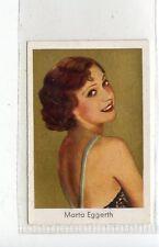 (Jd3533) SALEM,FILM STARS,MARTA EGGERTH,1930,#41