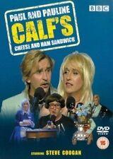PAUL AND PAULINE CALF'S CHEESE AND HAM SANDWICH STEVE COOGAN LIVE BBC UK DVD NEW
