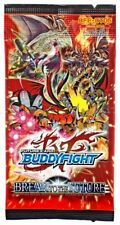 5x Future Card BuddyFight Break to the Future Booster Pack I3