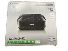 Canon PIXMA MX922 All-In-One Inkjet Printer NEW IN BOX