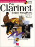 PLAY CLARINET TODAY SONGBOOK Sheet Music Book & Playalong CD Pop Rock Film