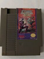 Street Fighter 2010 The Final Fight -- NES Nintendo Original Game CLEAN TESTED