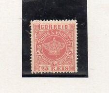 Santo Tomé y Principe Valor del año 1869-77 (CU-684)