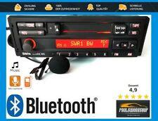 Original BMW Reverse RDS Bluetooth + MusicStreaming + MIC 38 E34 E30 Z3 E28 M3