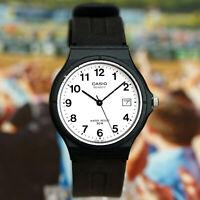 Casio Men's MW-59-7B Watch Analog Casual White Dress Date Display 50M WR New