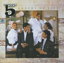 Five Star - Luxury Of Life (Tent-Records Vinyl-LP Schallplatte OIS Germany 1985)