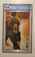 Hunt For Wolverine #1 CGC 9.8 Deodato Variant Edition