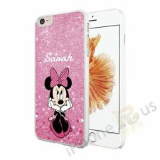 Personalised Minnie Mouse Disney Phone Case Cover for Various Mobile Phones 0533