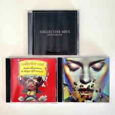 Collective Soul - Lot of 3 CDs - Dosage - 7even Year Itch - Things Left Unsaid