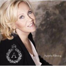 AGNETHA FALTSKOG A CD NEW