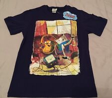 ADVENTURE TIME FINN JAKE BMO AWESOME KIDS T-SHIRT LICENSED *NEW* RARE SALE