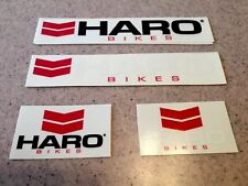 Haro Bicycles Nos 4 Piece Sticker Set
