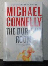 "SIGNED ""The Burning Room"" by Michael Connelly BRAND NEW Unread HC/DJ Mint B5"