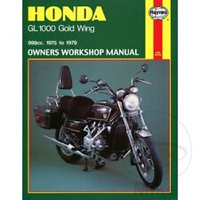 Honda GL 1000 LTD Goldwing 1976 Haynes Service Repair Manual 0309