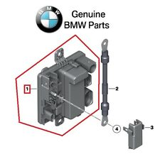 For BMW 2 3 4 5 7 Series Integrated Supply Module IVM Genuine 12 63 7 591 534