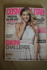 Cosmopolitan 6/2016 ida Nowakowska Herndon ( You Can Cance ) Polish Magazin