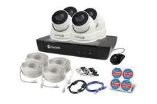 Swann NVR8-7450 8CH 5MP 2TB 4 x NHD-856 5MP POE Dome Camera SWNVK-874504D $1499