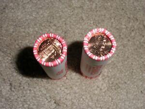 2009 P & D Lincoln Bicentennial Cent Uncirculated Rolls Set Lp3