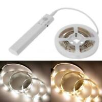 LED Fairy Light Motion Sensor Light PIR  Wardrobe Cabinet Bedroom Garden UK rr