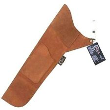 Carol Traditional Leather Side/Hip/Belt Suede Leather Quiver Aq111 L/H - R/H