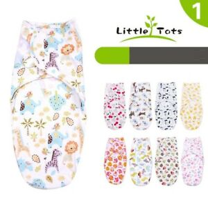 Baby Infant Swaddle Baby Wrap Swaddling Blanket Newborn Sleepsacks 0-3months