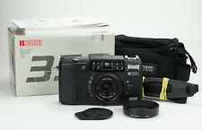 Ricoh 35R MF-1 35mm compact film camera black point & shoot 30mm 3.9 macro lens