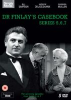 Nuovo Dr Finlays Casebook Serie 5 A 7 DVD
