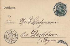 BREMEN, Postkarte 1907, Leopold Engelhardt & Biermann