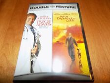 Patch Adams What Dreams May Come Double Feature Robin Williams Dvd Set