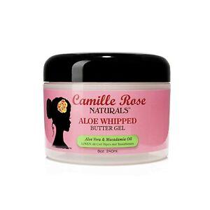 Camille Rose Aloe Whipped Butter Gel, 8 fl oz