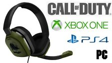 ASTRO A10 Gaming Headset Call of Duty Wired 3.5mm for Xbox One, PS4 and PC