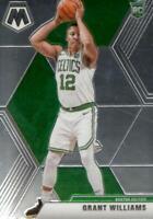 Grant Williams 2019-20 Panini Mosaic Base #217 RC Boston Celtics Rookie