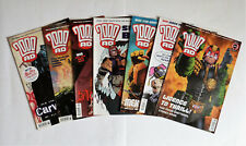 7 x 2000AD Comics/Progs: Please see Pictures and Description for Issue Numbers.