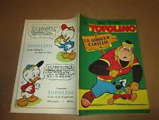 WALT DISNEY ALBO D'ORO N°41 TOPOLINO E IL GORILLA CIRILLO 1954