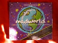 COMPILATION - MADWORLD (18 TRACKS, 2005).  CD.