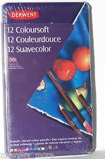 Derwent 0701026 Colorsoft Pencil 12-Color Set 5028252188920