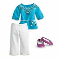 NEW in Box American Girl Doll Saige's Tunic outfit  GOTY 2013