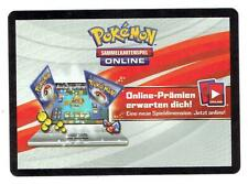 Pokemon 10 x Online Code Karten Flammende Finsternis Darkness E-Mail möglich NEU