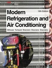 NEW Modern Refrigeration and Air Conditioning Laboratory Manual