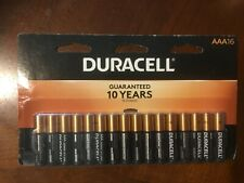 Duracell Coppertop Alkaline AAA Batteries, Pack Of 16 *New in RETAIL PACKAGE!!