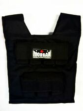 15KG WEIGHTED WEIGHT VEST ADJUSTABLE MMA CROSSFIT STRENGTH TRAINING RUNNING GYM