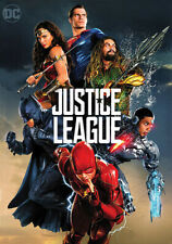 Justice League (Dvd 2018) Dc Comics. New Free Shipping